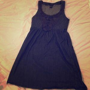 Calvin Klein Jean Dress